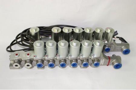 Клапан в сборе 20Y-60-31210